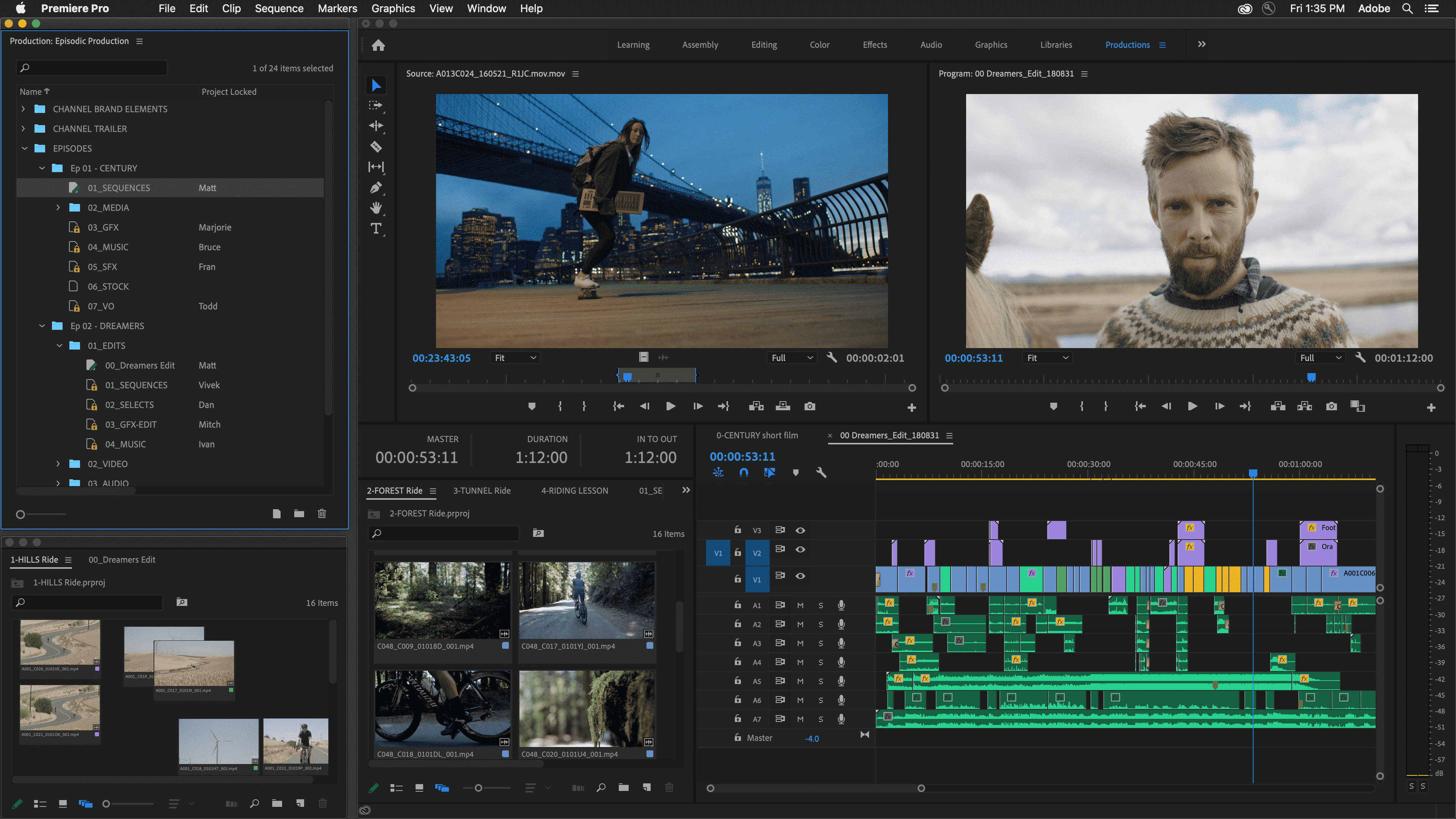 Wedding Videography Editing Software Premiere Pro