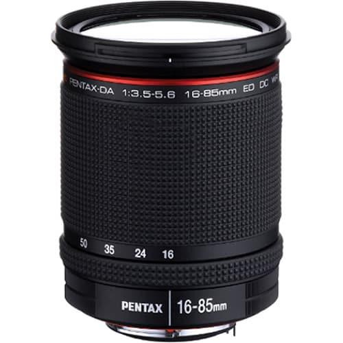 Pentax HD PENTAX DA 16-85mm