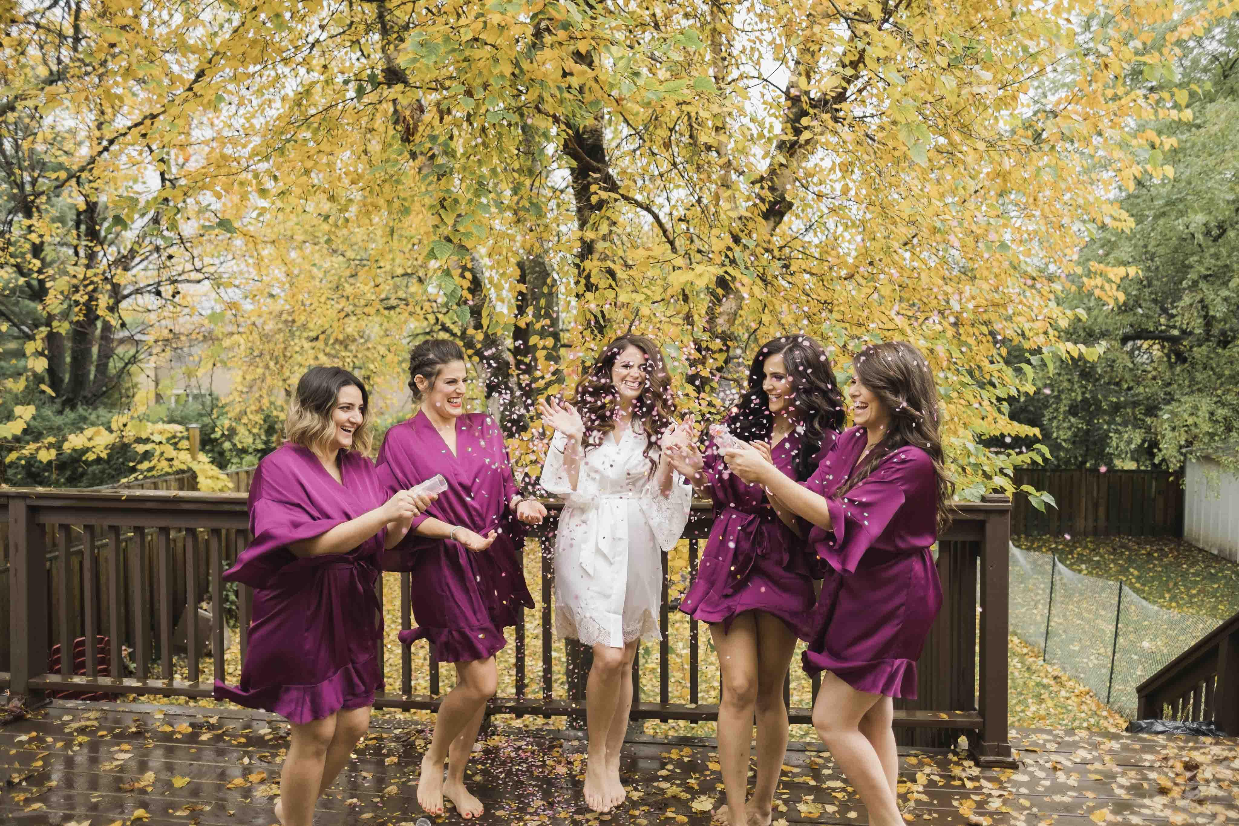 wedding videography shot list