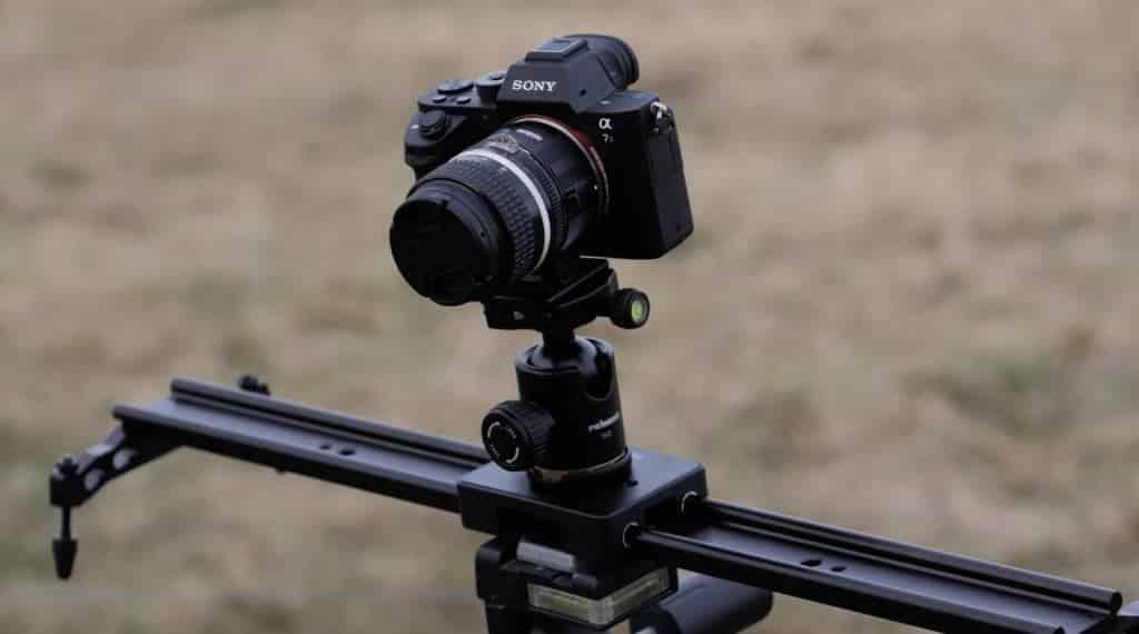 wedding videography slider