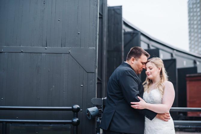 Steamwhistle Brewery Wedding
